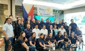 Philippines Magazine-Rotary Club Malolos Welcomes First Black American Member Kareem Jackson Press Pic 6